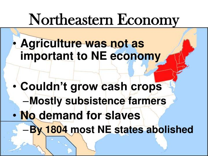 Northeastern Economy