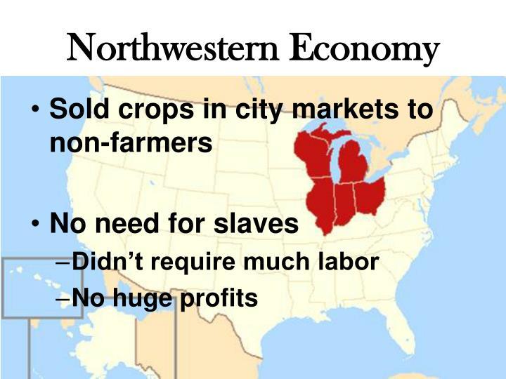 Northwestern Economy