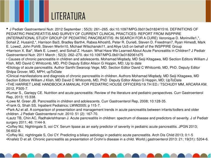 J Pediatr Gastroenterol Nutr. 2012 September ; 55(3): 261–265. doi:10.1097/MPG.0b013e31824f1516.