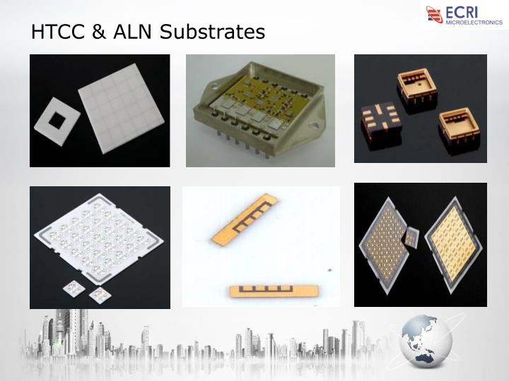 HTCC & ALN Substrates