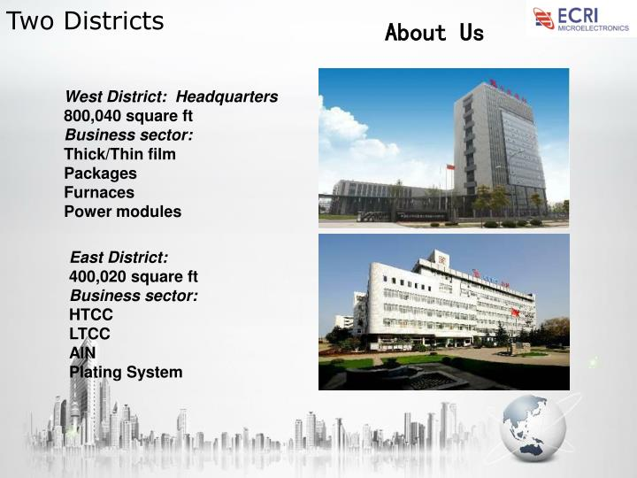 Two Districts