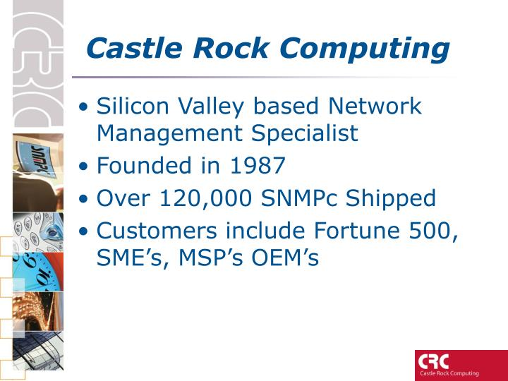 Castle Rock Computing