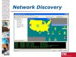 network discovery1