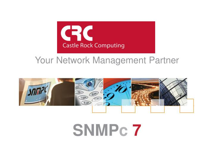 Your Network Management Partner