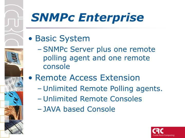SNMPc Enterprise