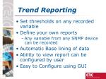 trend reporting1