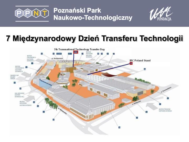 7 Międzynarodowy Dzień Transferu Technologii