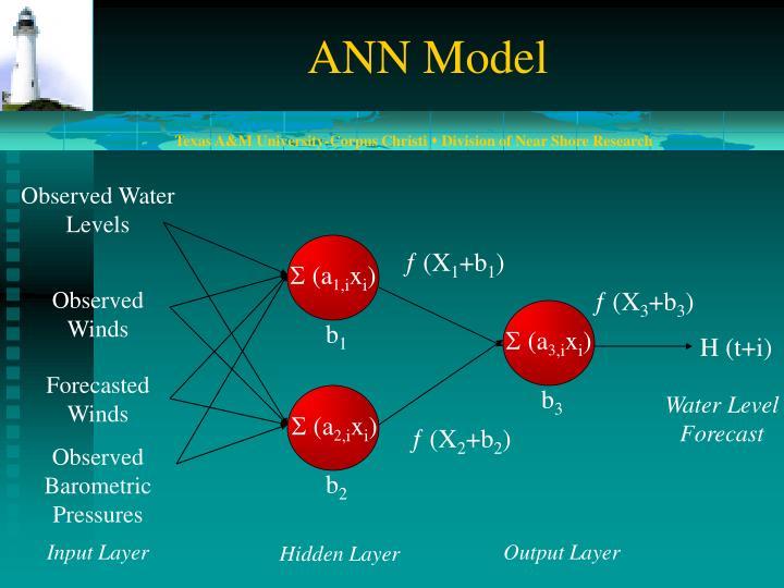 ANN Model