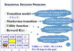 sequential decision problems3