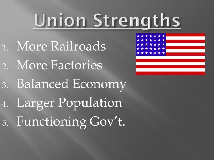 More Railroads