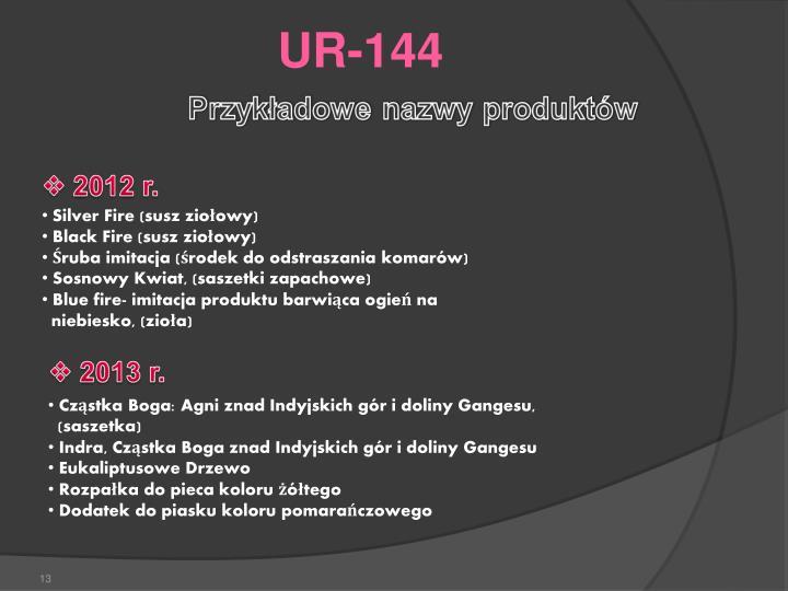 UR-144