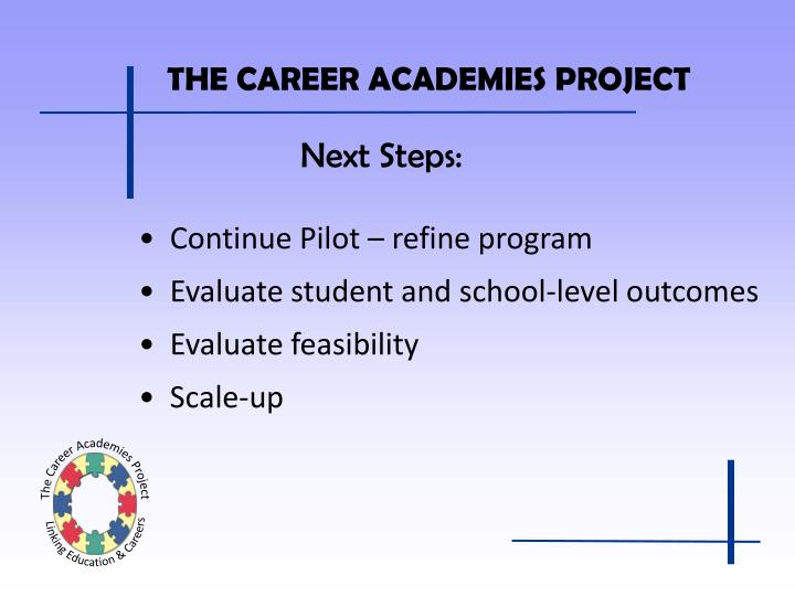 The Career Academies Project