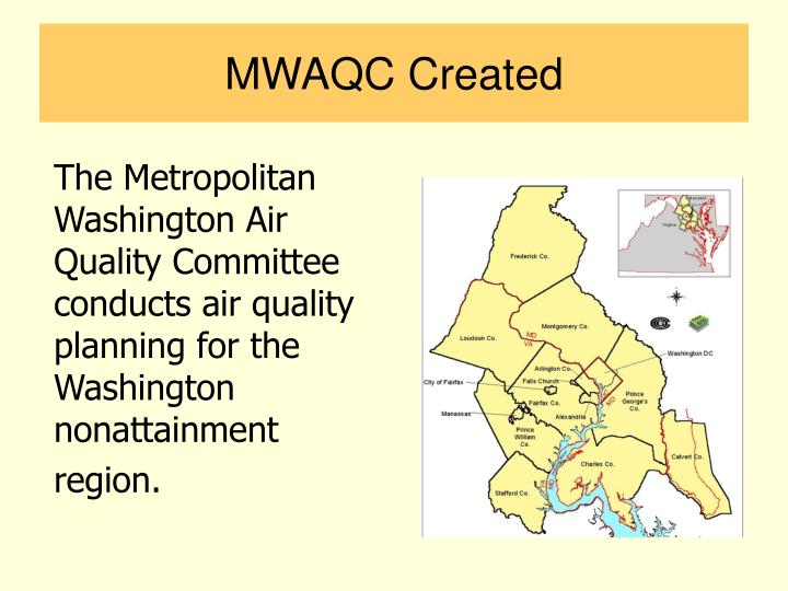 MWAQC Created