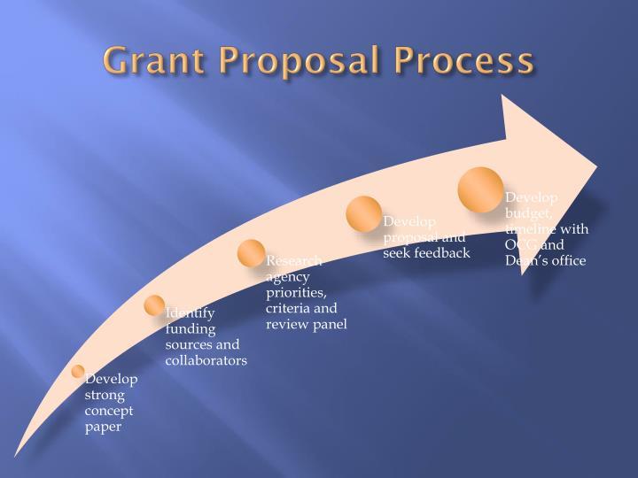 Grant Proposal Process