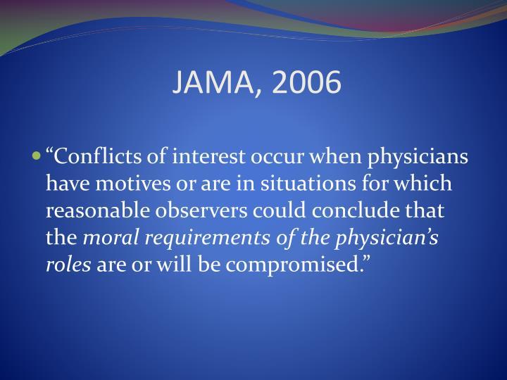 JAMA, 2006