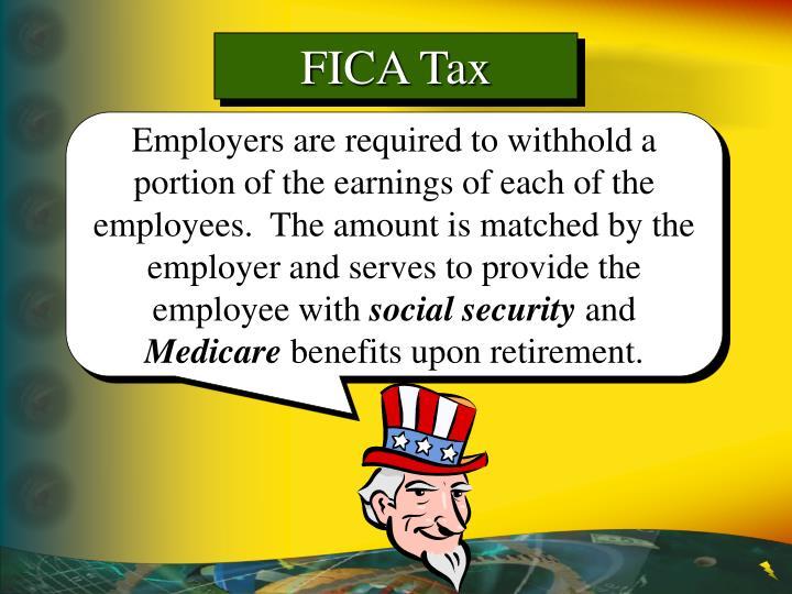 FICA Tax