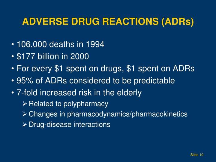 ADVERSE DRUG