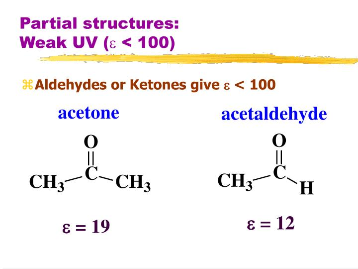 Partial structures:
