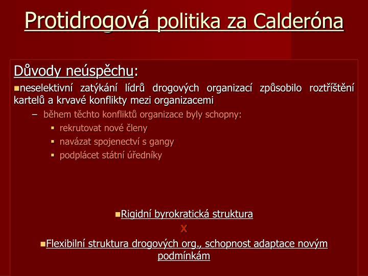 Protidrogová