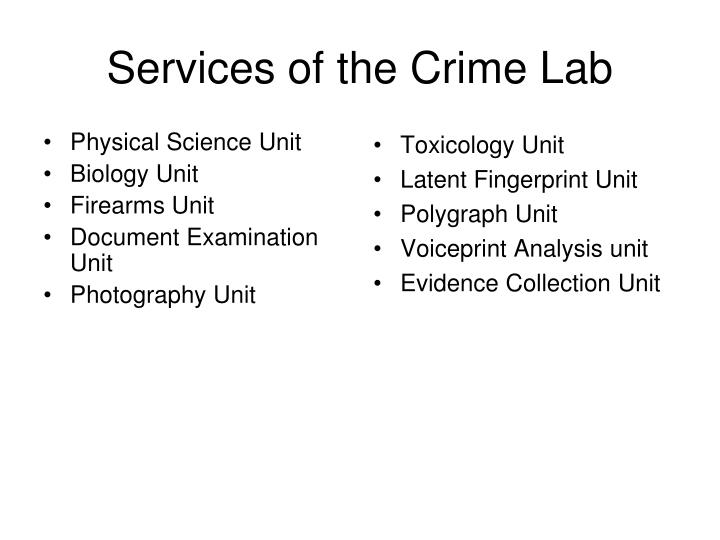 Physical Science Unit
