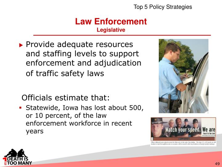 Top 5 Policy Strategies