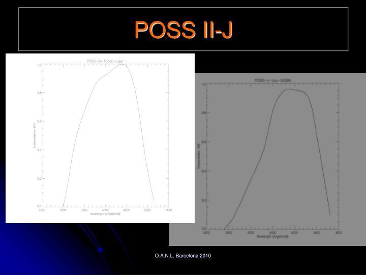 POSS II-J