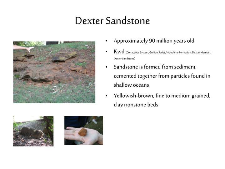 Dexter Sandstone