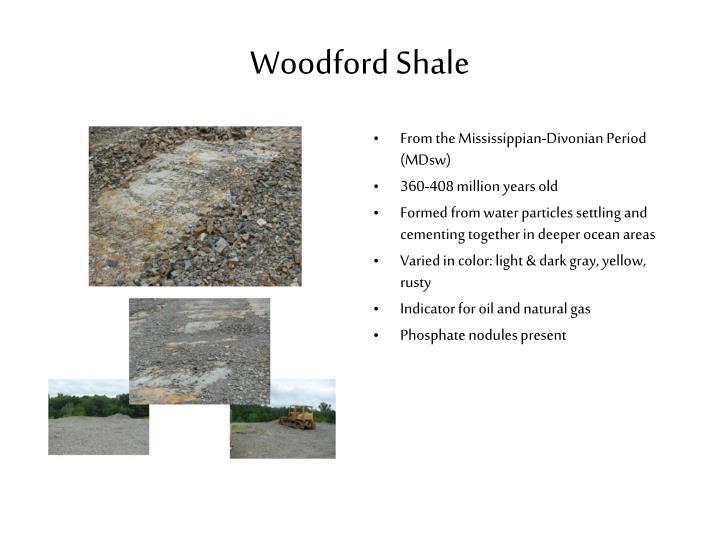 Woodford Shale