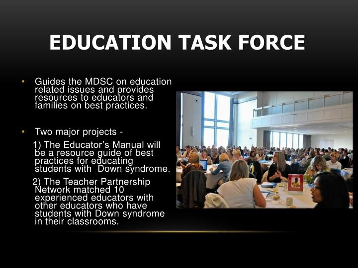 Education Task Force