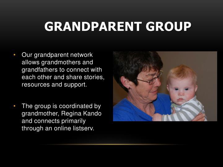 Grandparent Group
