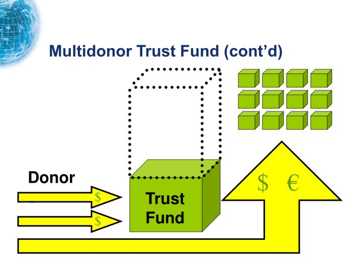 Multidonor Trust Fund (cont'd)