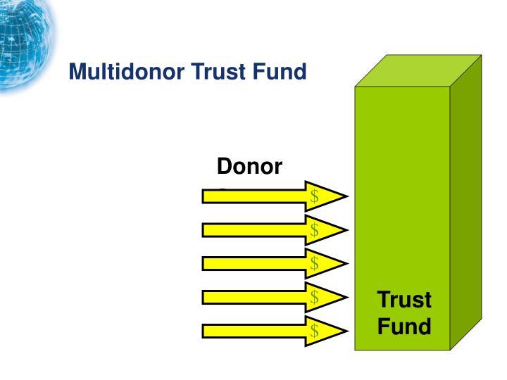 Multidonor Trust Fund