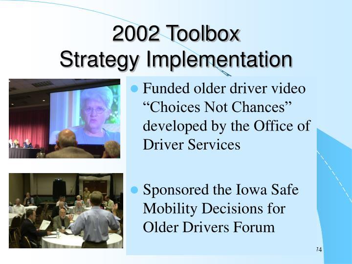 2002 Toolbox