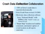 crash data collection collaboration