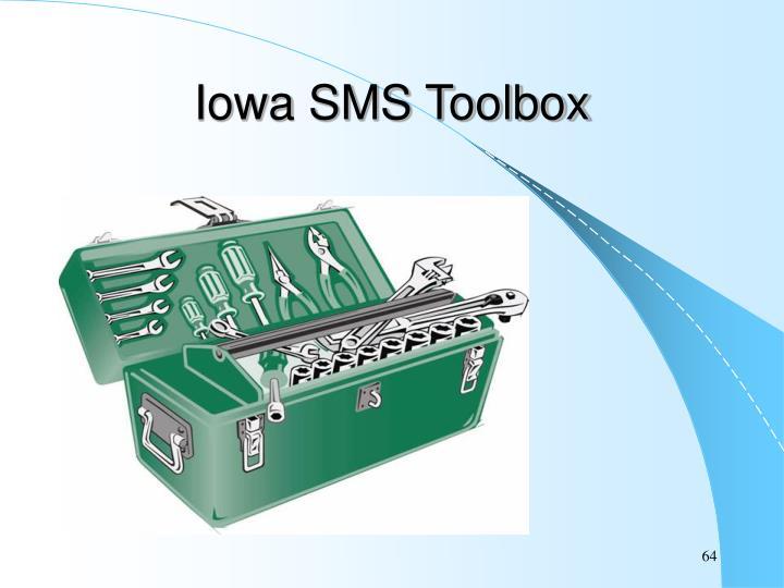 Iowa SMS Toolbox