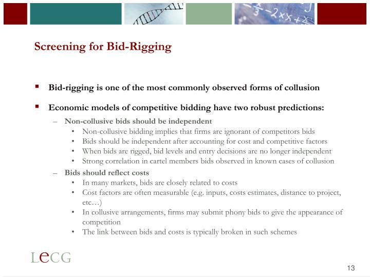 Screening for Bid-Rigging