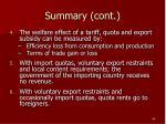 summary cont1