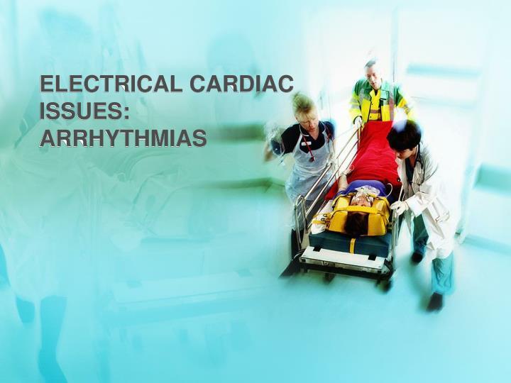 ELECTRICAL CARDIAC