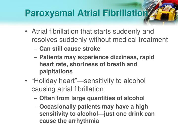 Paroxysmal Atrial Fibrillation