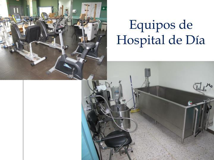 Equipos de Hospital de Día