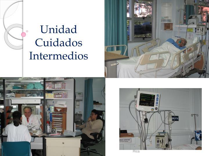Unidad Cuidados Intermedios