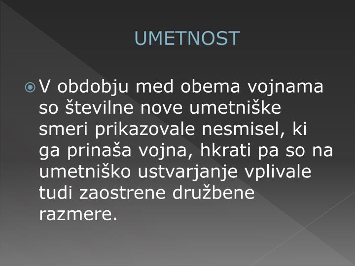 UMETNOST