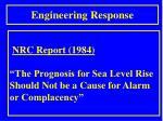 engineering response