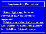 engineering responses