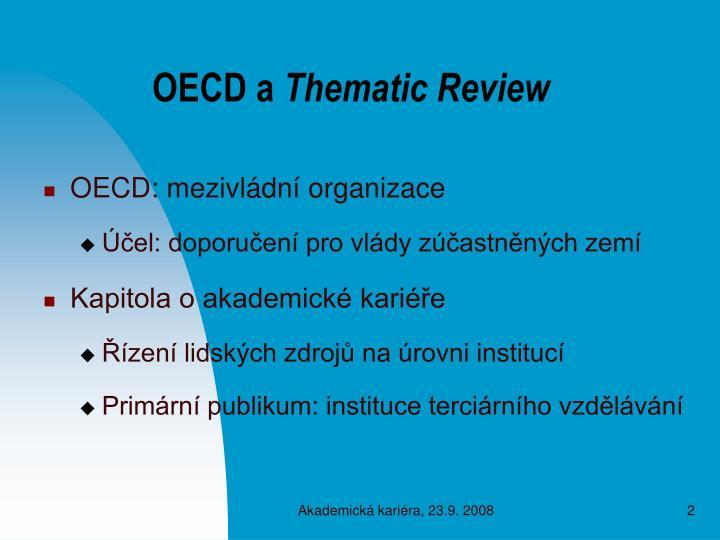 OECD a