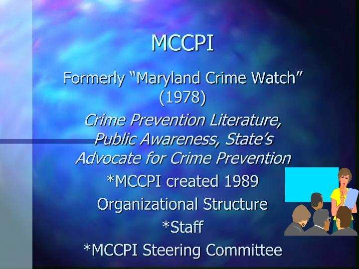 MCCPI