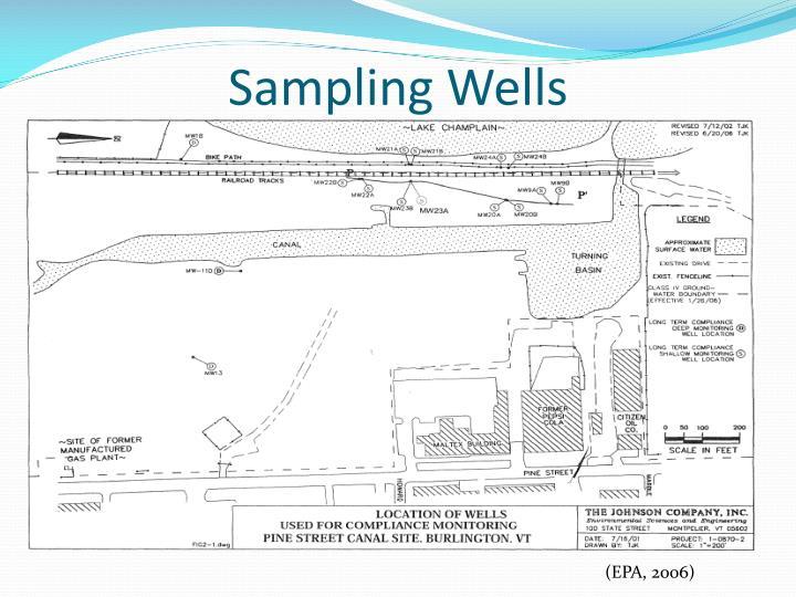 Sampling Wells