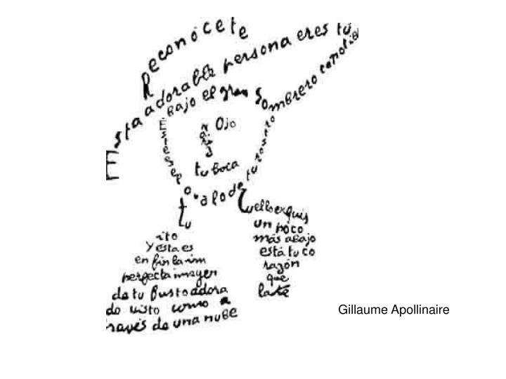Gillaume Apollinaire