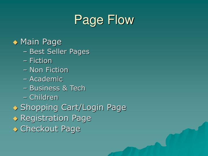 Page Flow