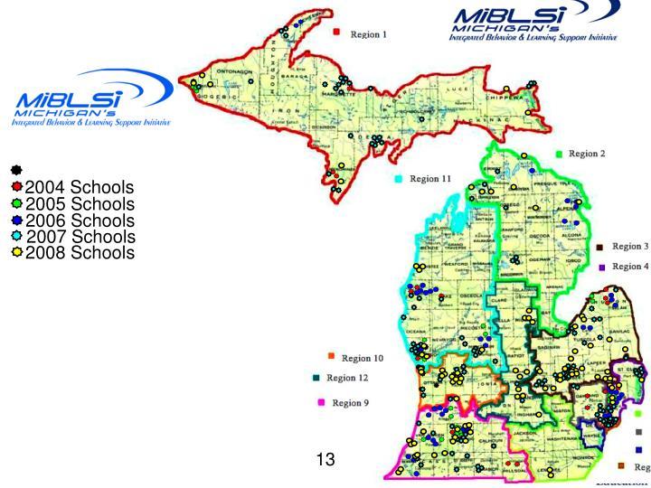 2004 Schools